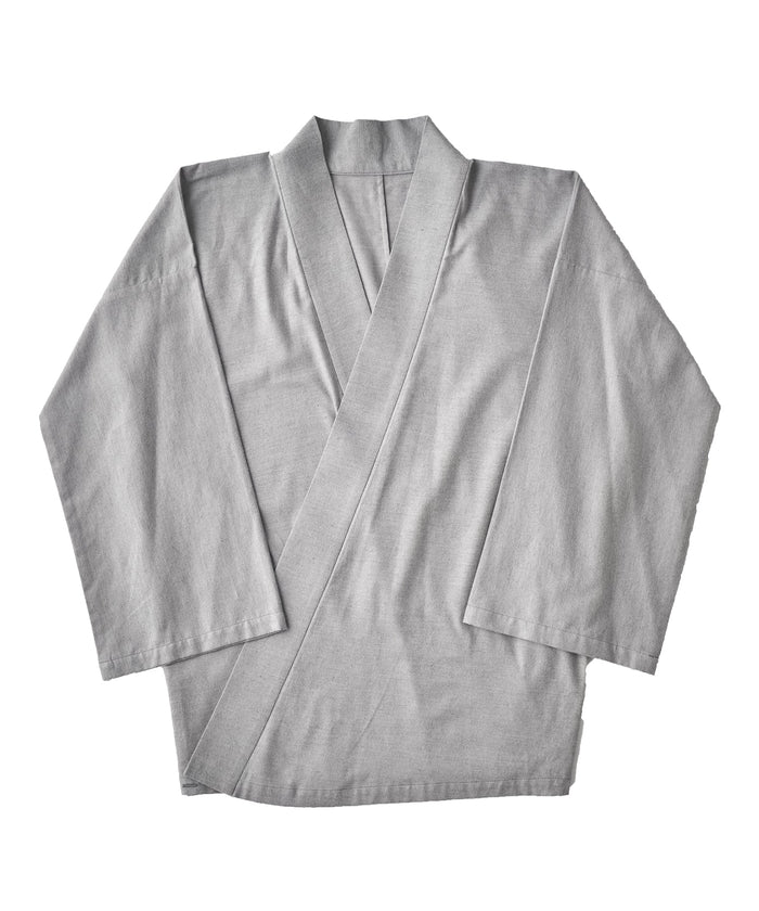【PRE-ORDER】WAROBE / WA Y SHIRT ( WINTER ) / LIGHT GRAY