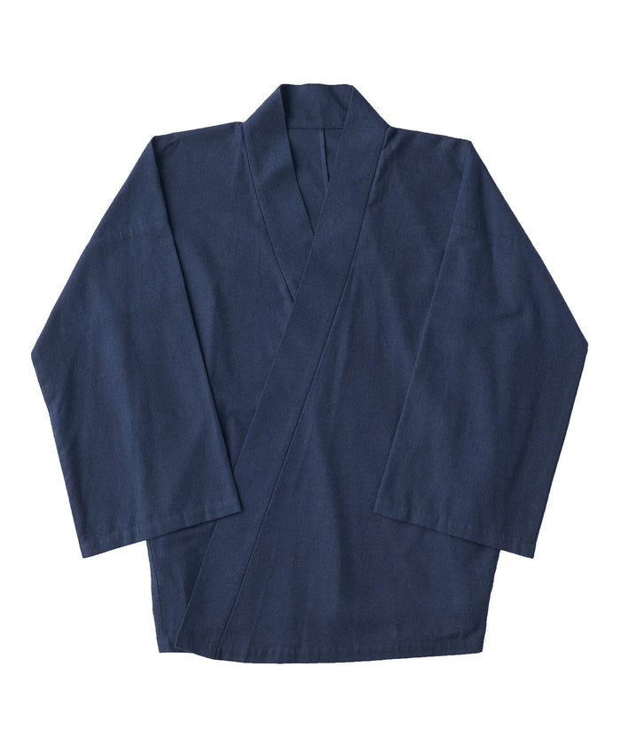 WAROBE / WA Y SHIRT ( WINTER ) / NAVY