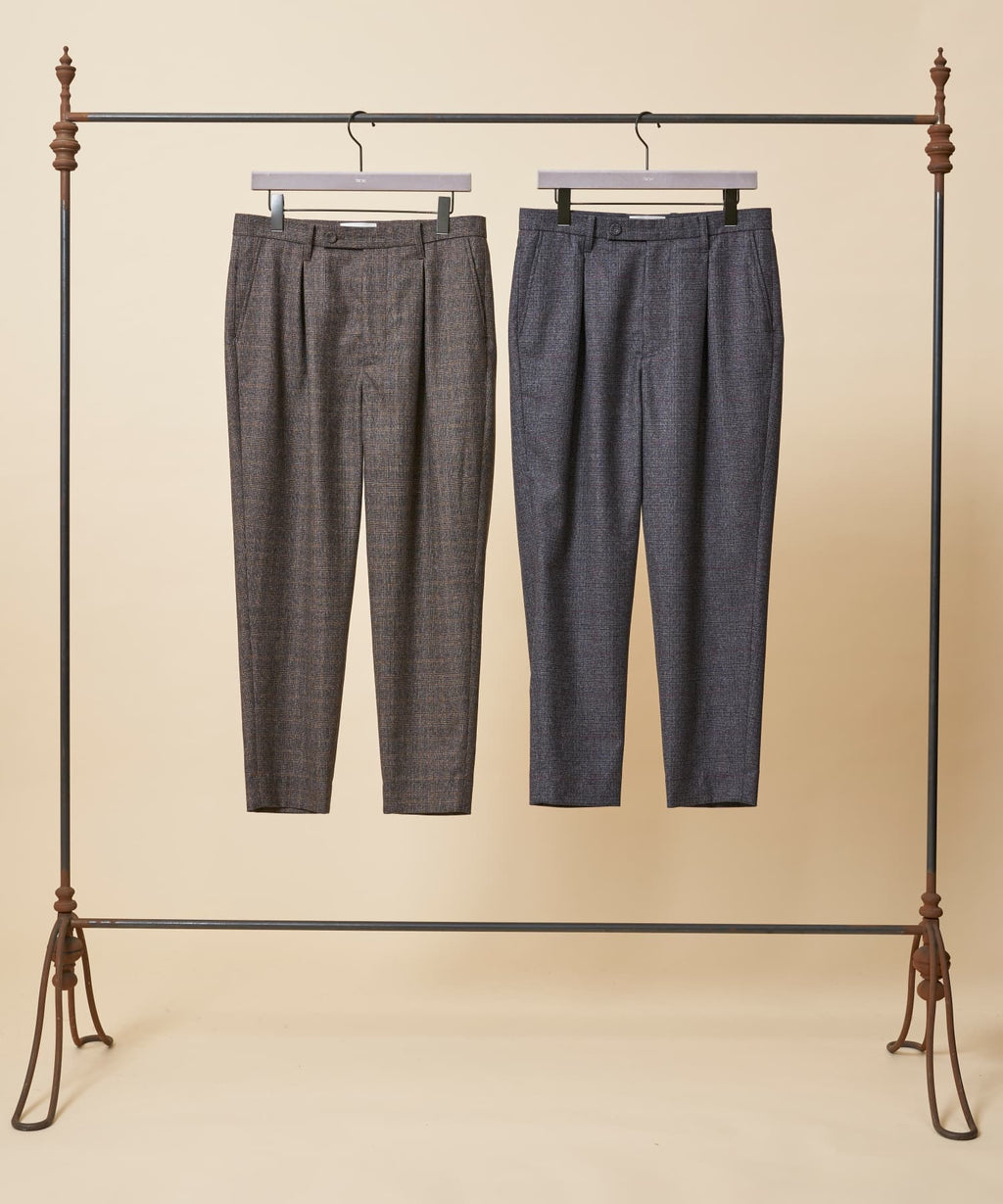TROVE / RUOHO CHECK PANTS
