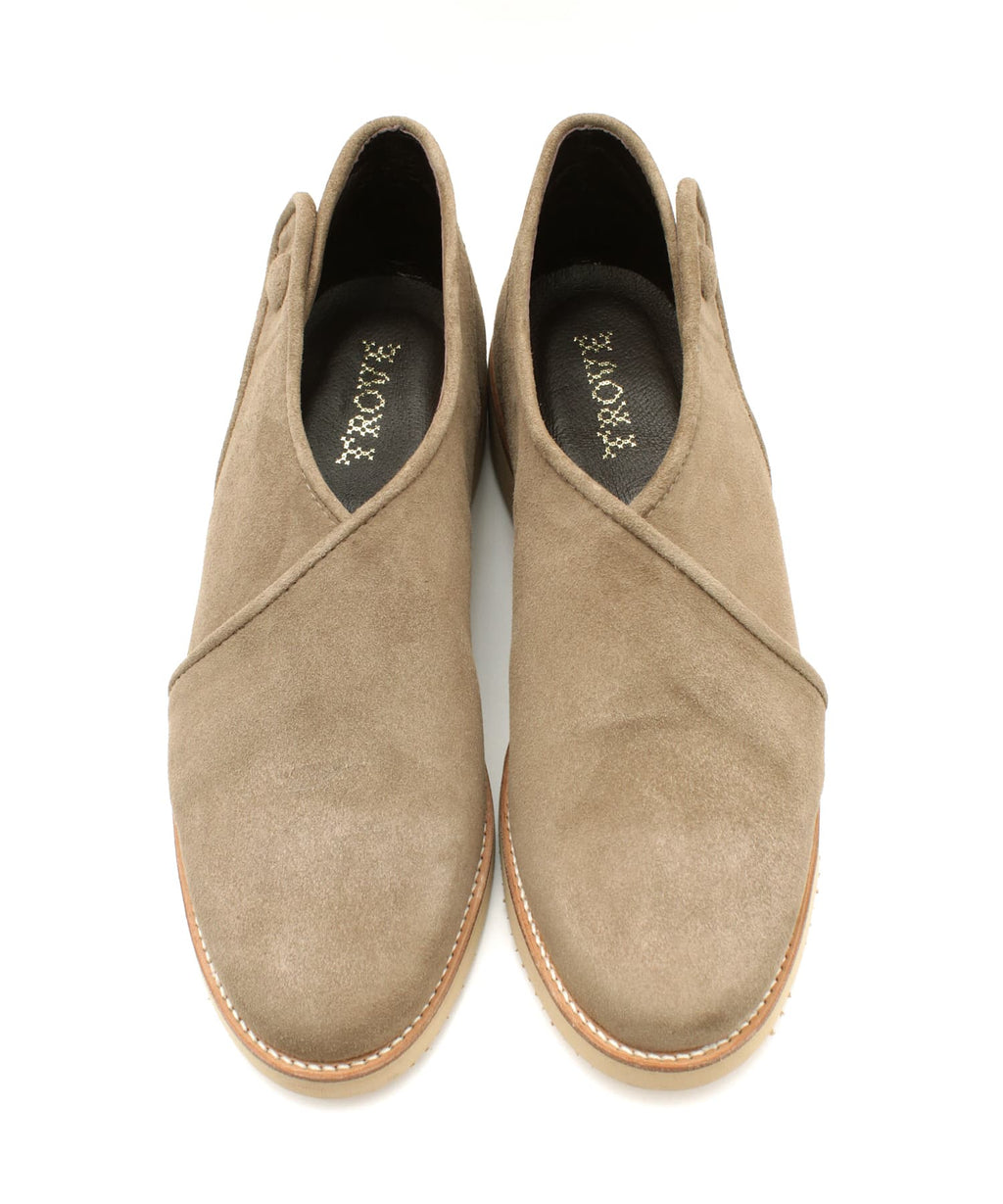 TROVE / POROMIES SHOES ( SHOP LIMITED ) / GRAY BEIGE