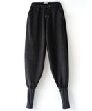 TROVE / PALLO PANTS / BLACK