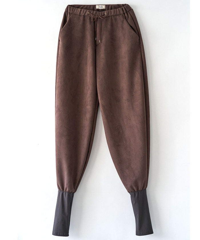 【PRE-ORDER】TROVE / PALLO PANTS / BROWN