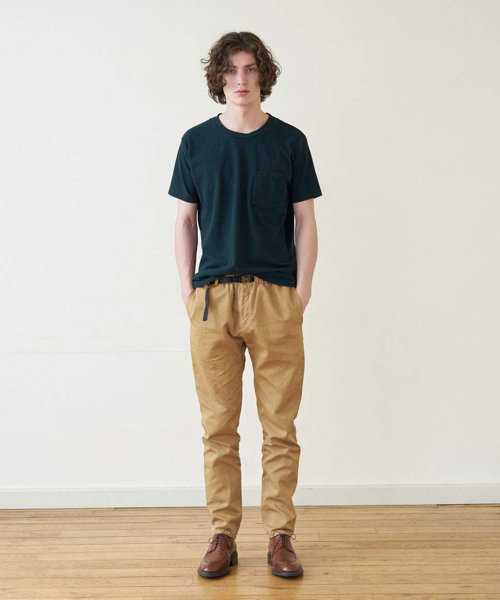 A.TAKA / EASY PANTS / BEIGE
