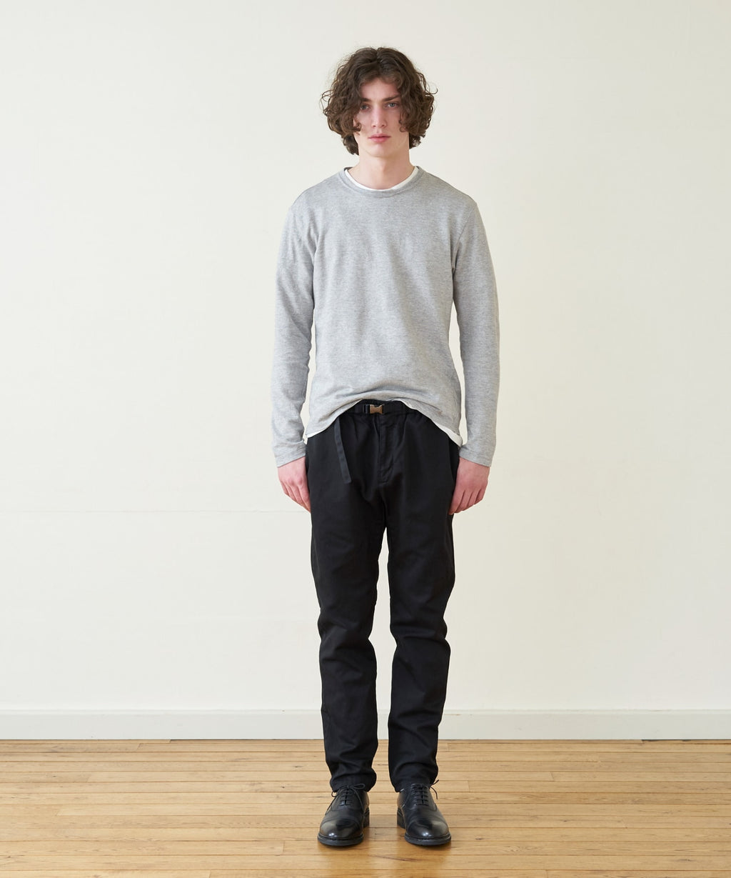 A.TAKA / EASY PANTS / BLACK