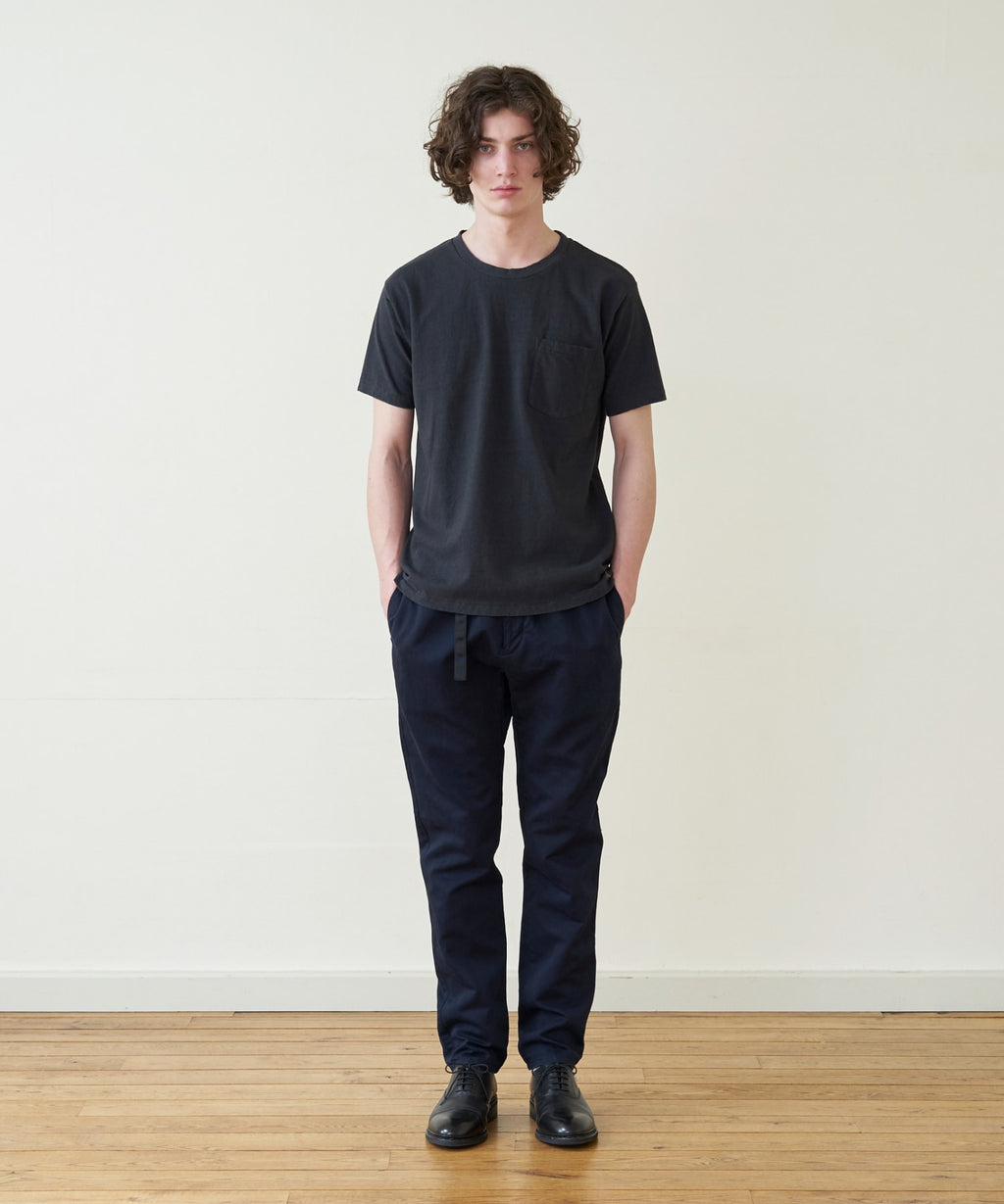 A.TAKA / EASY PANTS / NAVY