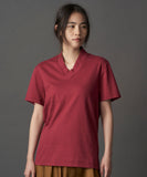 WAROBE / JUBAN TEE / DARK RED