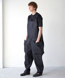 [PRE-ORDER] TROVE / BIG POCKET OVERALL ( DENIM ) / INDIGO