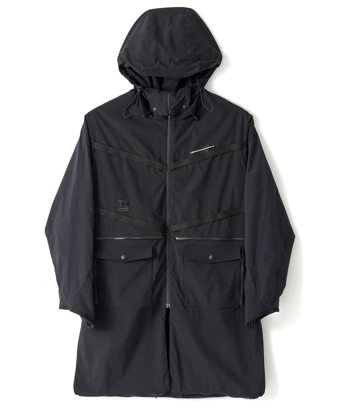 【PRE-ORDER】TROVERTEX / TVX-COAT-01 / BLACK