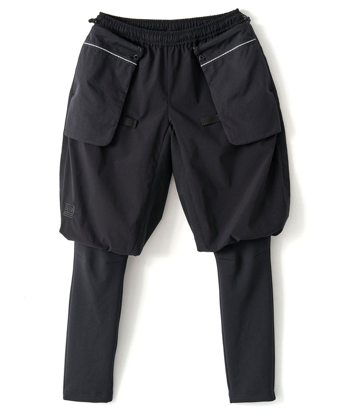 【PRE-ORDER】TROVERTEX / TVX-PANTS-02 / BLACK