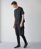 TROVERTEX / TVX-PANTS-02 / BLACK