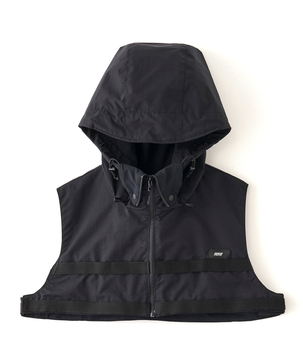 【PRE-ORDER】TROVERTEX / TVX-HOODED-01 / BLACK