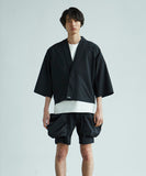 TROVE / BIG POCKET SHORTS Ver:10 ( TYPE ACTIVE-4WAY STRETCH ) / BLACK