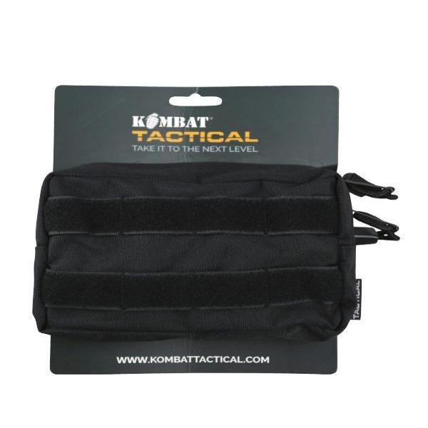 Small MOLLE Utility Pouch - Black