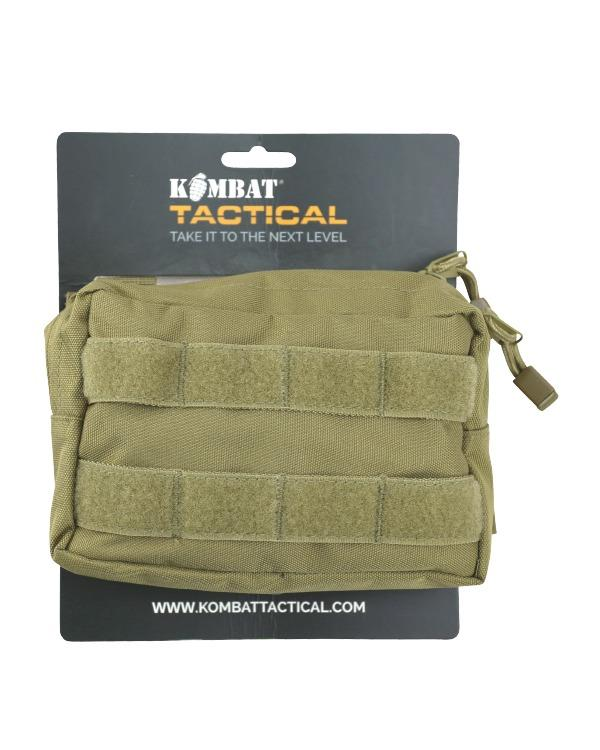 Small MOLLE Utility Pouch - Coyote