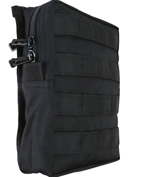 Large MOLLE Utility Pouch - Black