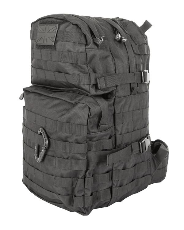 Medium MOLLE Assault Pack 40 Litre - Black