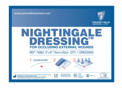 Pansement oclusif Nightingale