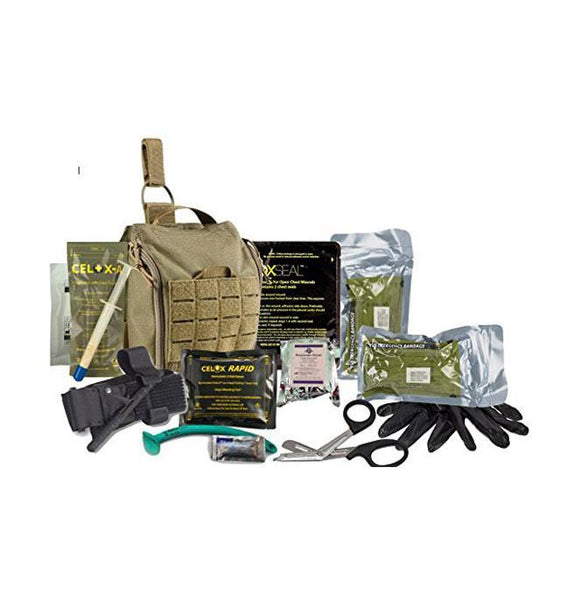 Trauma kit 5.11 Avancé (IFAK-TCCC)  Coyote