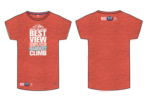 First Ascent Mountain Challenge Cotton T (men)