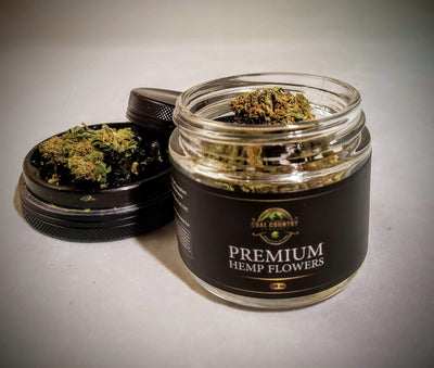 1/8 oz (3.5 grams) Premium High CBD Hemp Flower