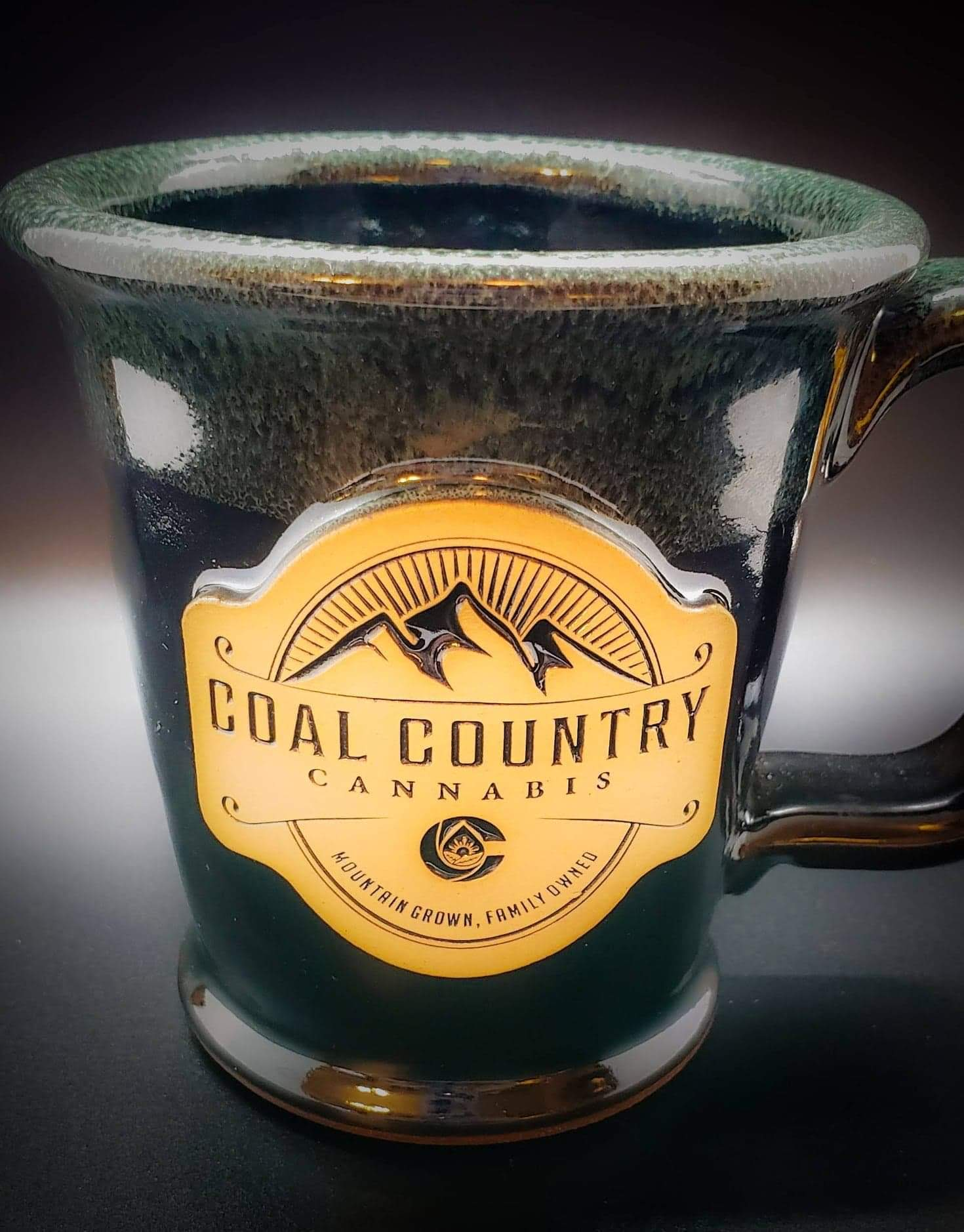 Limited Edition Stoneware Coffee Mug