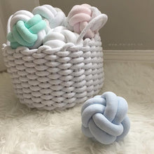 Mini Knot Cushion