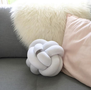 Luxe Knot Cushion