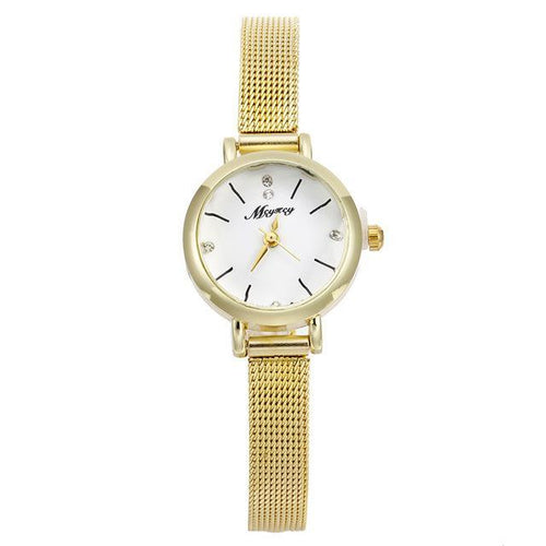 Zesty Women's Golden Watch - Zesty Club