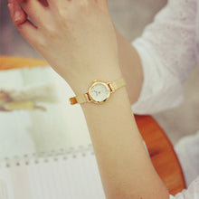 Load image into Gallery viewer, Zesty Women's Golden Watch - Zesty Club