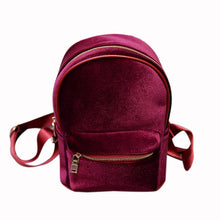 Load image into Gallery viewer, Zesty's Deluxe Soft Velvet Backpack - Zesty Club