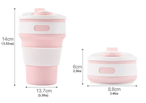 Zesty Club's Collapsible Coffee Cup - Zesty Club