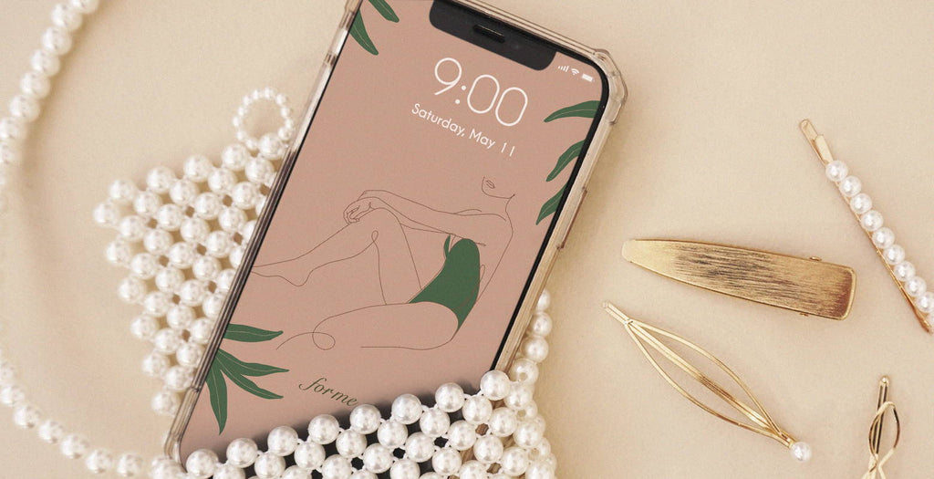 Swims, Animal Prints, and More Cool Wallpapers for Your Phones