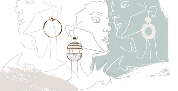 10 Dainty Earrings to Suit Your Minimalist Style