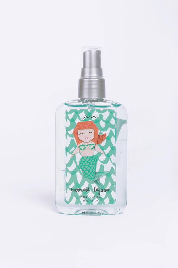 ForMe Lalaland Mermaid Lagoon Body Spray
