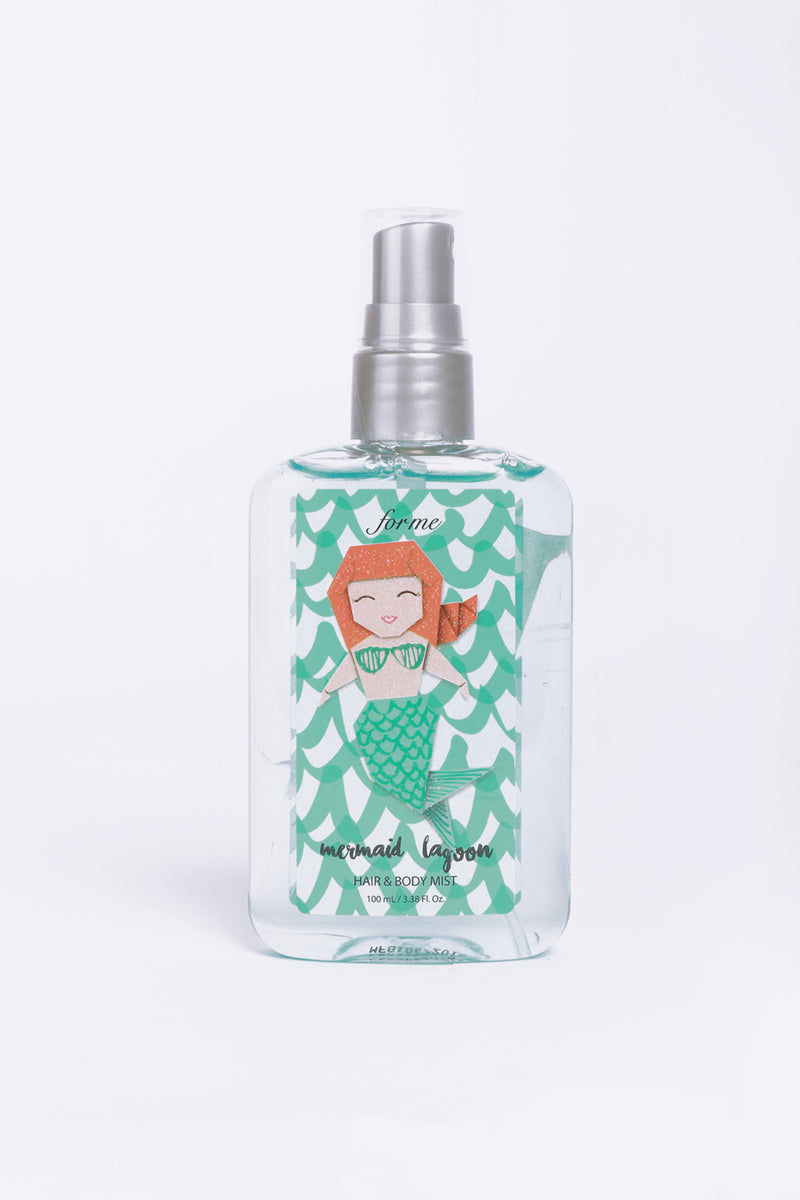 ForMe Lalaland Mermaid Lagoon Body Spray - 100ml