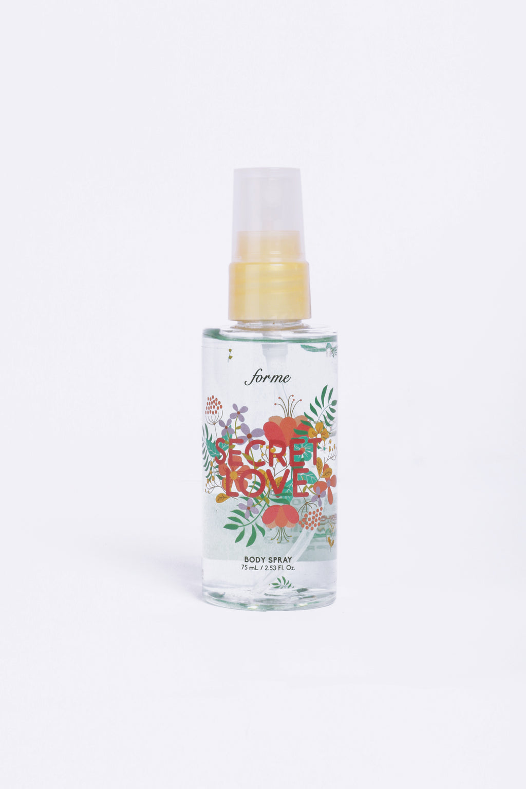 ForMe Secret Love Body Spray