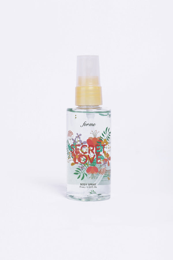 ForMe Secret Love Body Spray 75ml