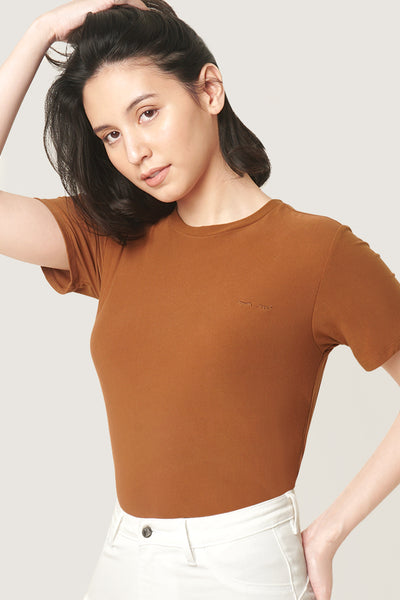 Closet Staples Crew Neck Lash Tee