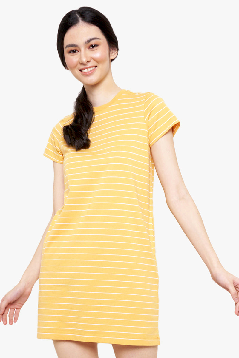 Closet Staples Striped Shift Dress