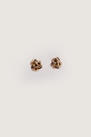 Knot Stud Earrings