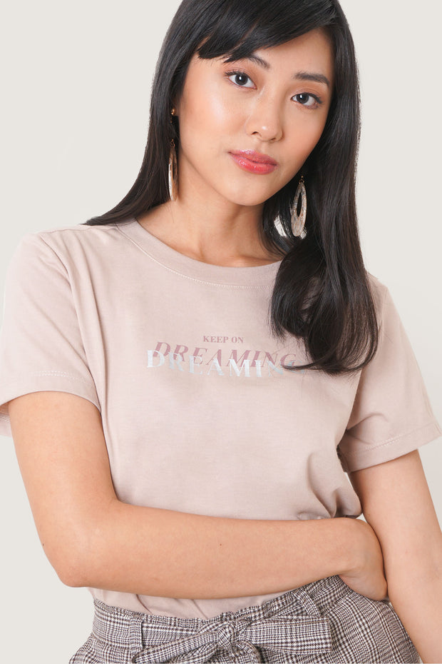 Keep On Dreaming Graphic Tee