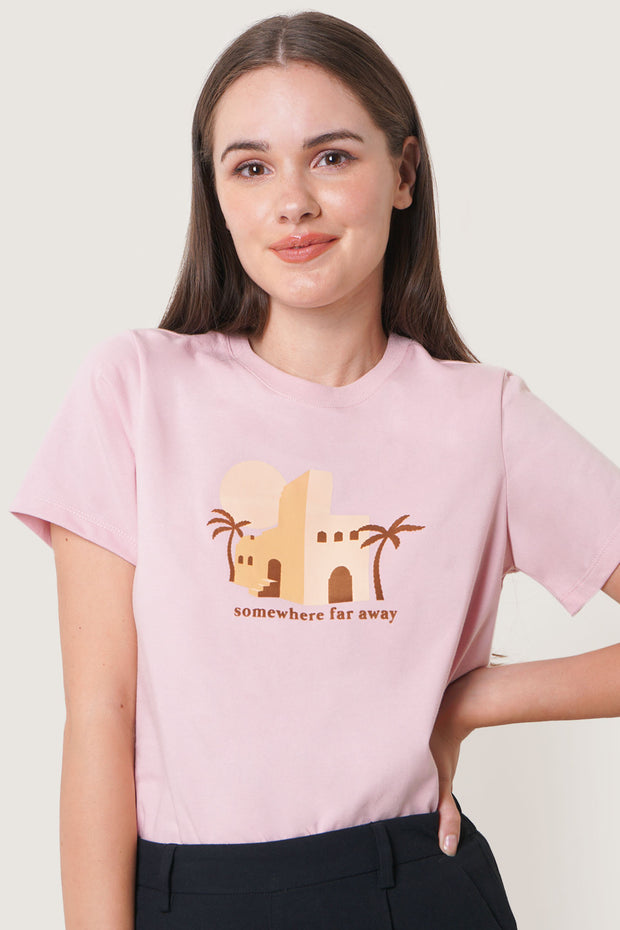 Somewhere Far Away Graphic Tee