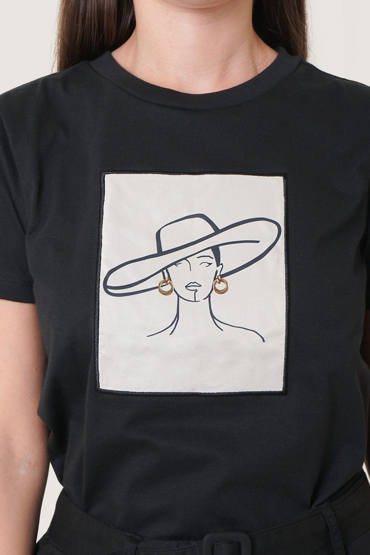Woman Graphic Tee