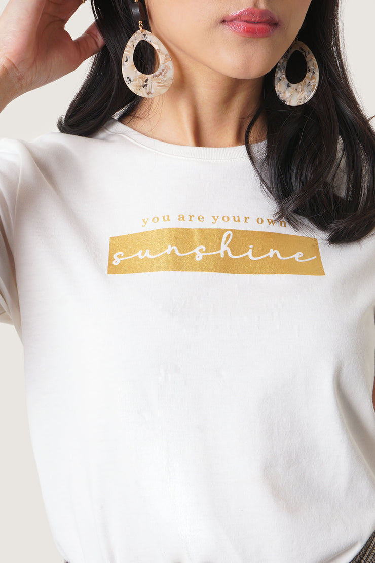 You Are Your Own Sunshine Graphic Tee
