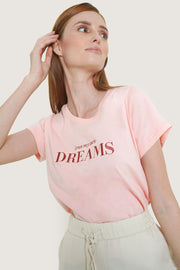 I Run My Own Dreams Graphic Tee
