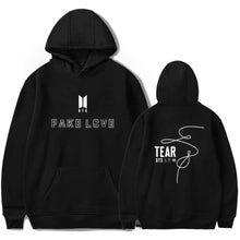 Load image into Gallery viewer, BTS Hoodie Love Yourself