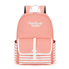 Load image into Gallery viewer, Striped Backpack