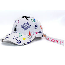 Load image into Gallery viewer, G-Dragon Graffiti Baseball Cap