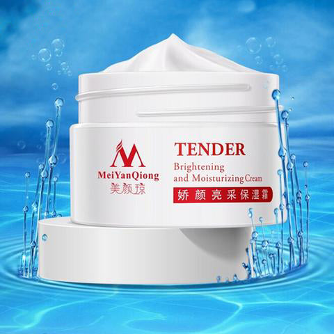 Tender Brightening and Moisturizing Cream