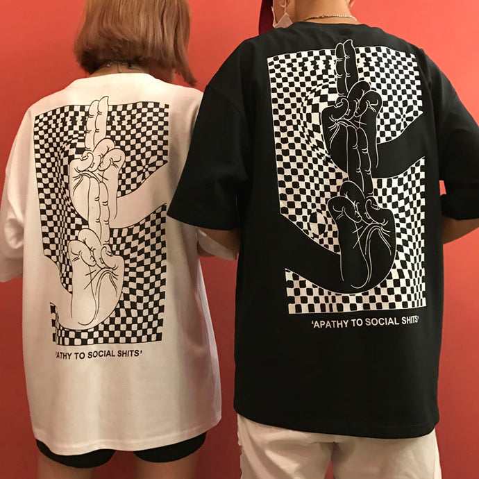 Antisocial Couple T-Shirt